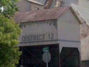 The Hunger Games District 12 Set