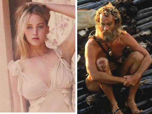 Jennifer Lawrence Skinny vs Curvy