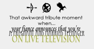 Hunger Games Awkward Moment