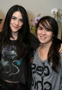 Isabelle and Madeline Fuhrman Golden Globes
