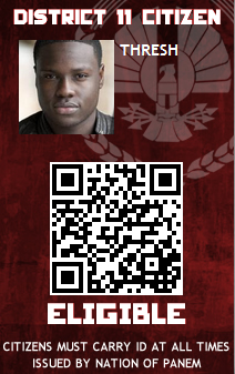 Panem October Identification Card Thresh
