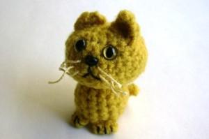 Custom Knit Amigurumi Buttercup by ColdHandsWarmArt Etsy