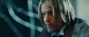 Woody Harrelson as Haymitch Abernathy The Hunger Games
