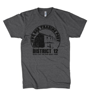 District 12 The Hob by Crazy Dog t-shirts