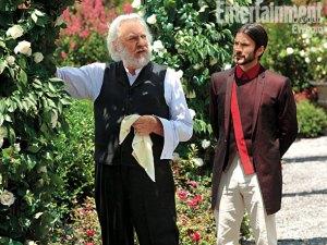 Hunger Games Seneca Crane President Snow