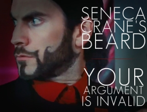 The Hunger Games Seneca Crane beard Wes Bentley