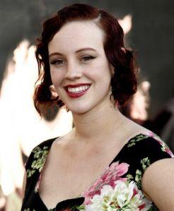 Brooke Bundy Octavia The Hunger Games