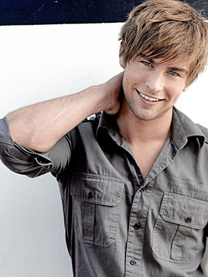 Chace Crawford Finding Finnick Odair