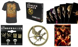 Hunger Games DVD Contest Prize Pack