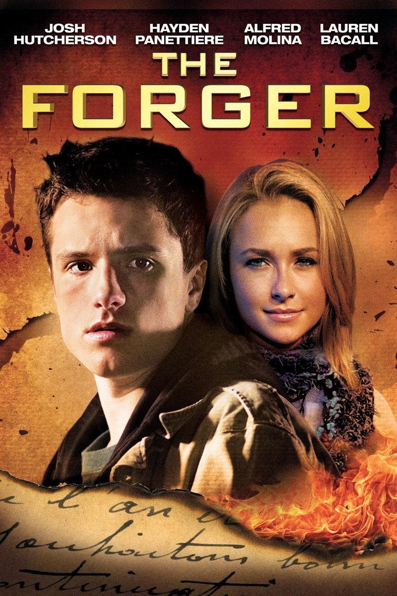 The Forger (2014) affiche