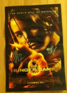 The Hunger Games Willow Shields Isabelle Fuhrman