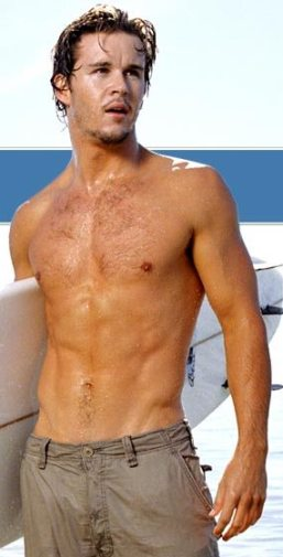 Ryan Kwanten True Blood Hunger Games Finnick Odair