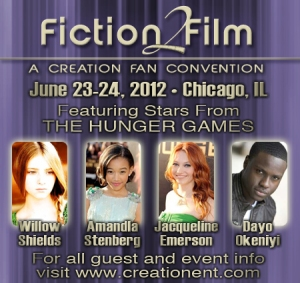 Fiction 2 Film Hunger Games Convention Creation Entertainment