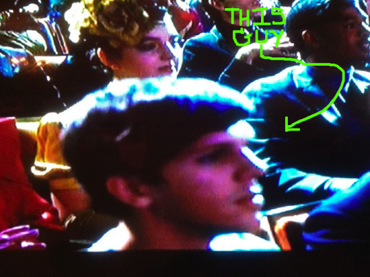 The Hunger Games Extras Max