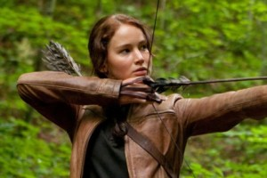 Jennifer Lawrence Katniss Everdeen The Hunger Games