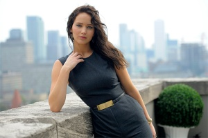 Jennifer Lawrence Toronto International Film Festival TIFF Silver Linings Playbook photo op