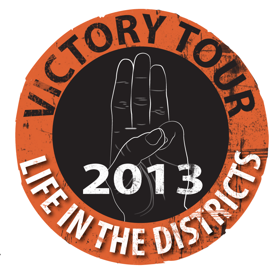 Games victors village victory tour 2013 hunger games convention buycottarizona