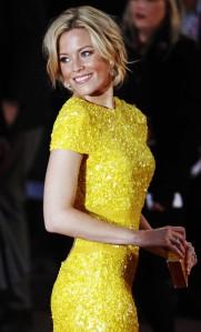 Elizabeth Banks Hunger Games premiere