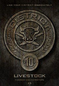 District 10 Seal The Capitol PN The Hunger Games