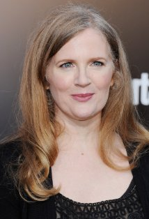 Suzanne Collins author The Hunger Games