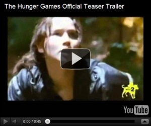 Hunger Games Teaser Trailer Katniss Still
