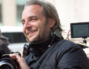 Francis Lawrence Director The Hunger Games: Catching Fire Mockingjay 1 and 2