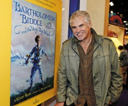 Gary Ross Bartholomew Biddle and the Very Big Wind Hunger Games director