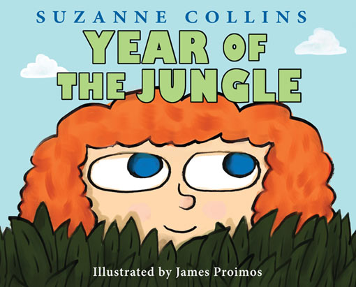 Suzanne Collins Year of the Jungle Scholastic Children's Books