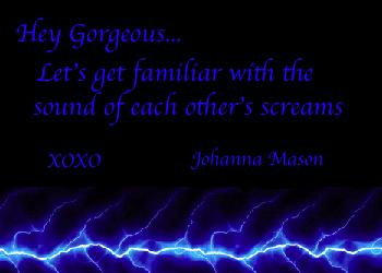 Johanna Mason Valentine