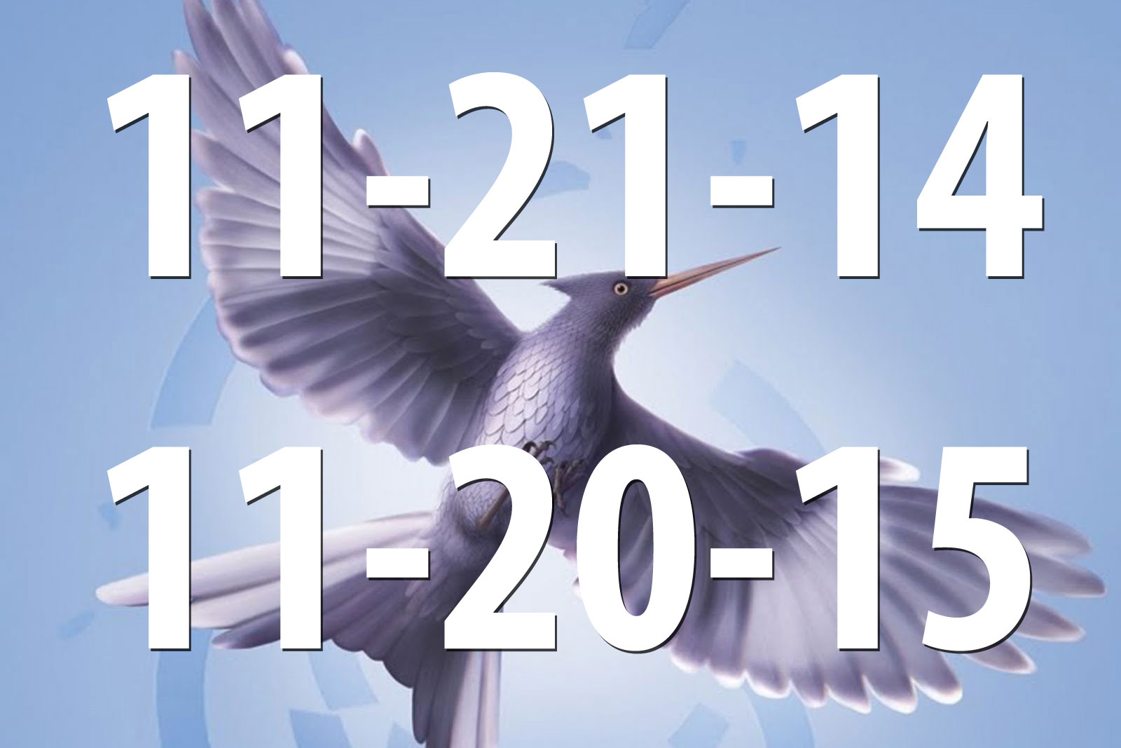 Mockingjay part 1 release date in Melbourne