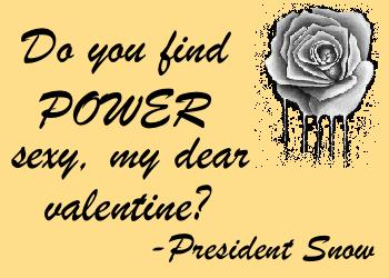 President Snow Valentine