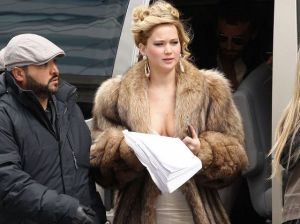 Even though returning to Boston may give J-Law terrible flashbacks to THIS.