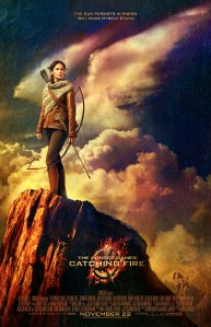 CATCHING FIRE_KATNISS CLIFF POSTER