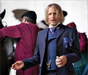Haymitch in Catching Fire