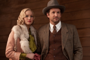 Jen and Bradley in Serena