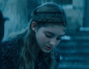 Prim and her plait get tough!