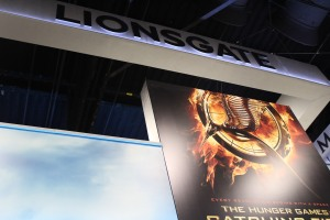 Lionsgate Booth