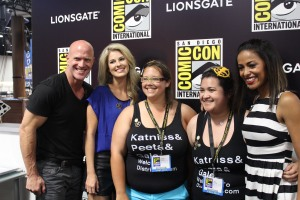 With Bruno Gunn, Stephanie Leigh Schlund and Meta Golding