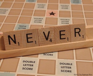 scrabbled-message-word-never