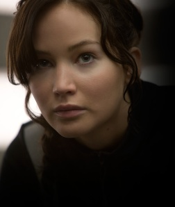 Katniss Everdeen Jennifer Lawrence Catching Fire