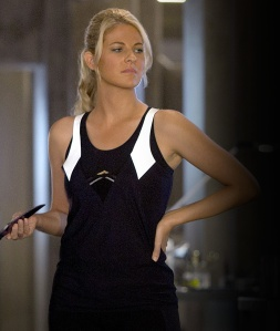 Stephanie Schlund Cashmere The Hunger Games Catching Fire
