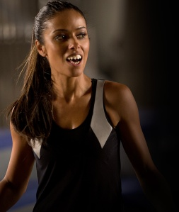 Meta Golding Enobaria The Hunger Games Catching Fire