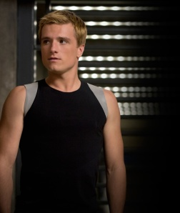 Peeta, where ya' been all my life!? Inside Suzanne Collins' head!