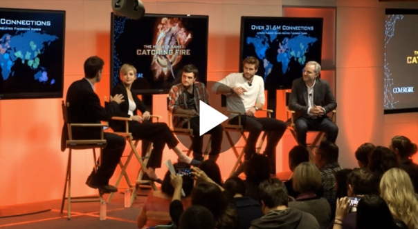 Catching Fire Facebook Live
