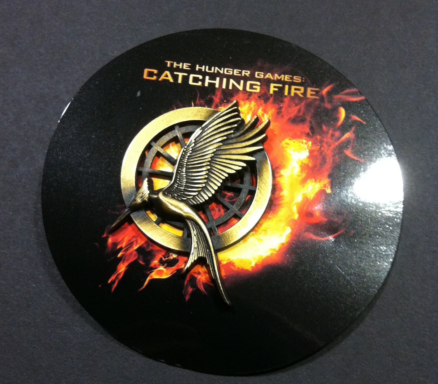 THE HUNGER GAMES: CATCHING FIRE Opening Week Contest!