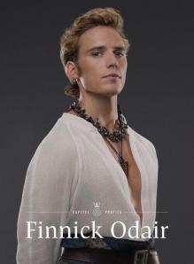 Our Finnick. For real.