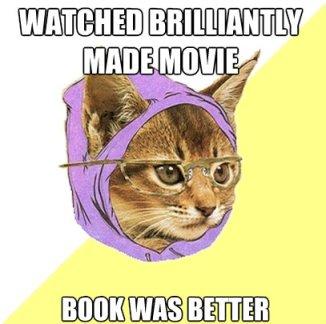 Tell 'em, Hipster Cat!