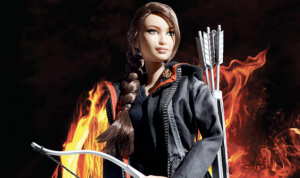 The REAL Girl on Fire (Sales)