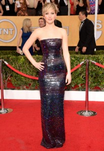 This SAG 2014 dress was a welcome relief. (Source: Getty Images)