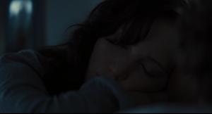 It's been so quiet even Katniss is sleeping